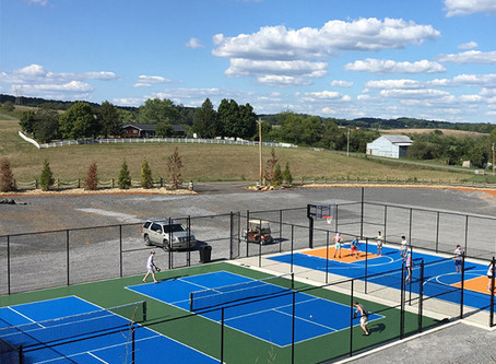 How to find the pickleball courts nearest to your location?