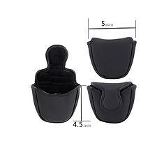 bigteeth-black-mallet-putter-head-cover.