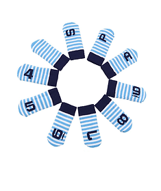 bigteeth-classic-blue-sock-Buckle-Iron-H