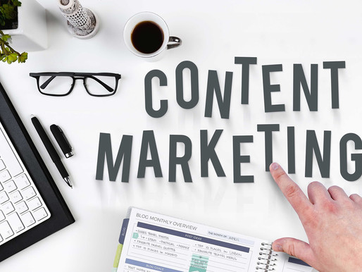 CONTENT MARKETING SUCCESS // 2018 VS 2019