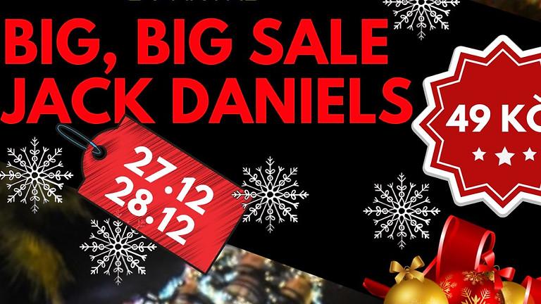 Big, Big Sale Jack Daniels