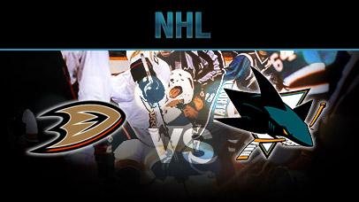 """Résultat de recherche d'images pour """"San Jose Sharks vs Anaheim Ducks"""""""