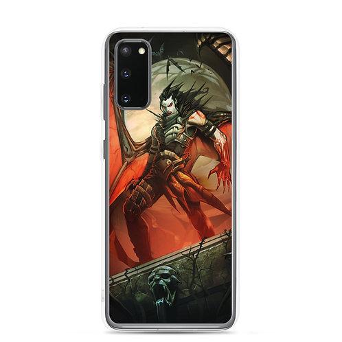 """Samsung Case """"Vampire"""" by el-grimlock"""