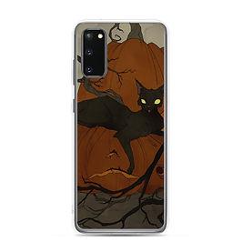 """Samsung Case """"Black Cat"""" by AbigailLarson"""