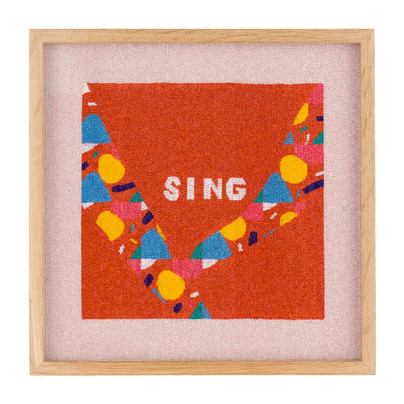 Sing (Laudate Dominum in London Fields)