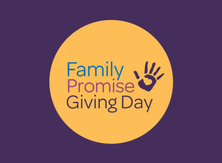 Family Promise to Host First-Ever Giving Day Event