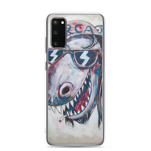 """Samsung Case """"Dinosaur Jesus"""" by MikeOncley"""