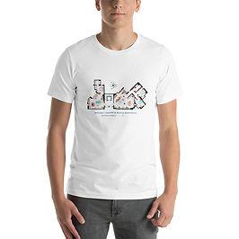 """T-Shirt """"Big Bang Theory"""" by NikNeuk"""