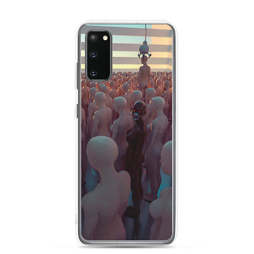 "Samsung Case ""Unique"" by thebakaarts"