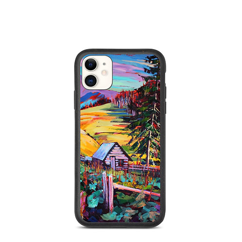"iPhone case ""In Anticipation of Autumn"" by Gudzart"