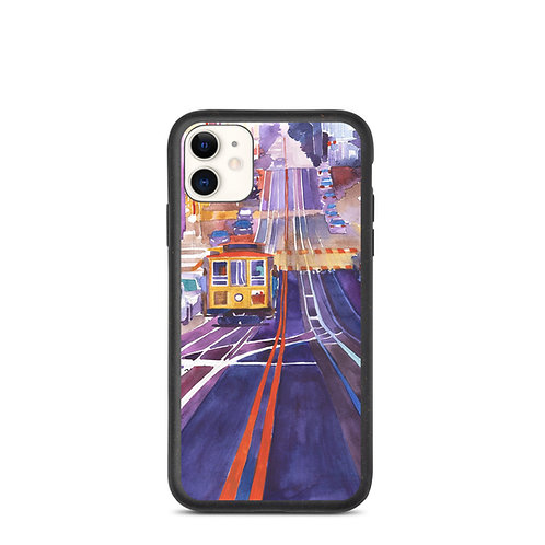 "iPhone case ""San Francisco"" by Takmaj"