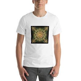 """T-Shirt """"Sri Yantra Healing Mandala"""" by Lilyas"""