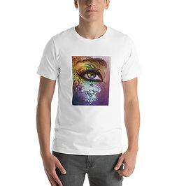 """T-Shirt """"Rainbow Eye"""" by Lilyas"""