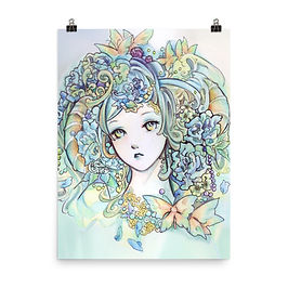 """Poster """"Aries"""" by Hellobaby"""