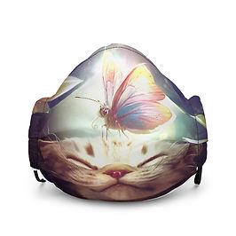 "Mask ""Nice Surprise"" by ElenaDudina"