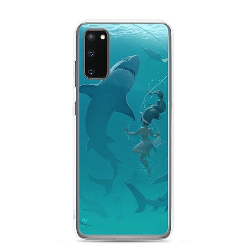 """Samsung Case """"Pearl Diver"""" by vashperado"""