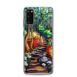 """Samsung Case """"The Grind"""" by LauraZee"""