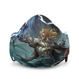 "Mask ""Thor"" by el-grimlock"