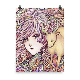 """Poster """"Taurus"""" by Hellobaby"""