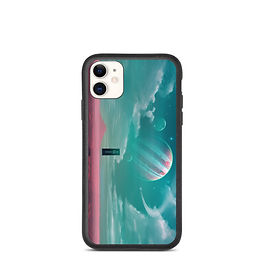 "iPhone case ""Among the Stars"" by JoeyJazz"