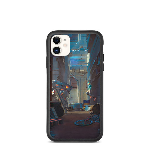 """iPhone case """"Clash"""" by thebakaarts"""