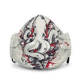 """Mask """"Octov3pres"""" by remiismeltingdots"""