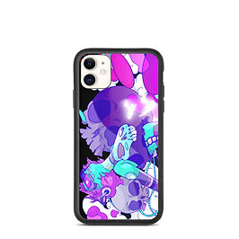 """iPhone case """"Connected"""" by MoxxiMonroe"""