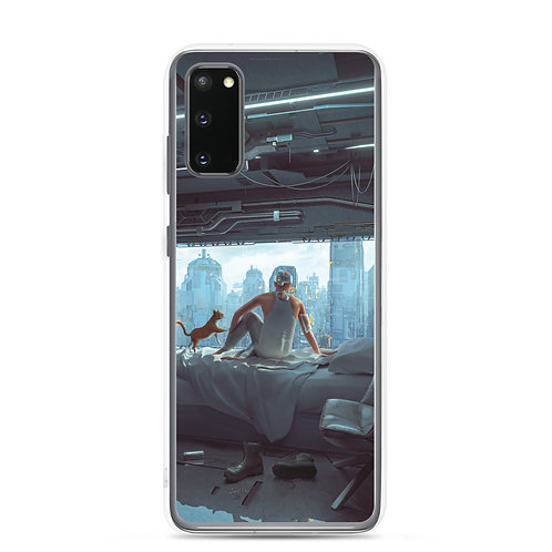 """Samsung Case """"Cold Mornings"""" by thebakaarts"""