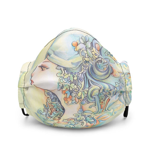 """Mask """"Aries"""" by Hellobaby"""