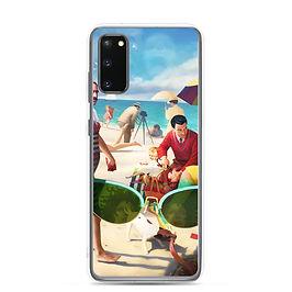 """Samsung Case """"Under the Boardwalk"""" by JeffLeeJohnson"""