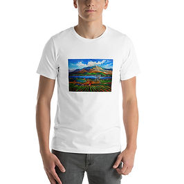 """T-Shirt """"Osoyoos Vineyards"""" by LauraZee"""