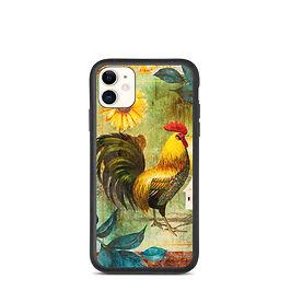 "iPhone case ""Farm Days"" by phatpuppyart-studios"