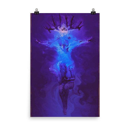 """Poster """"Imago"""" by Anatofinnstark"""