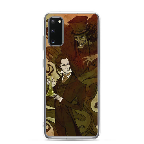 """Samsung Case """"Jekyll and Hyde"""" by AbigailLarson"""