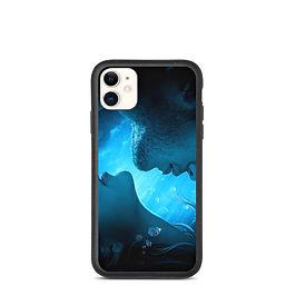 "iPhone case ""Frozen Diamonds"" by ElenaDudina"