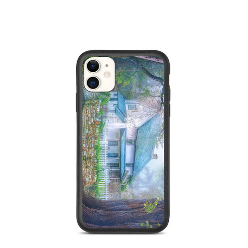 """iPhone case """"Country Cottage"""" by phatpuppyart-studios"""