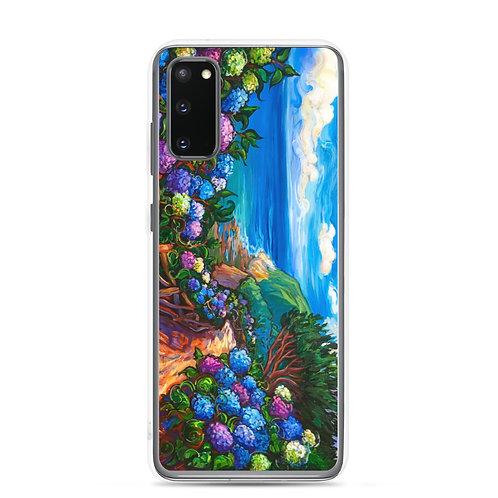 "Samsung Case ""Azores Walk"" by LauraZee"