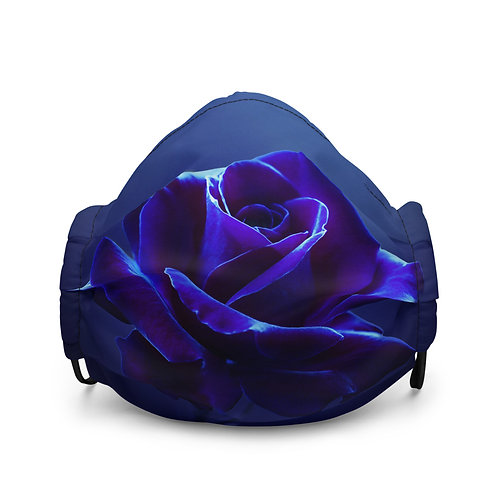 """Mask """"Midnight Rose"""" by Lilyas"""