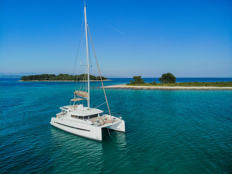 Croatia – Trogir southward