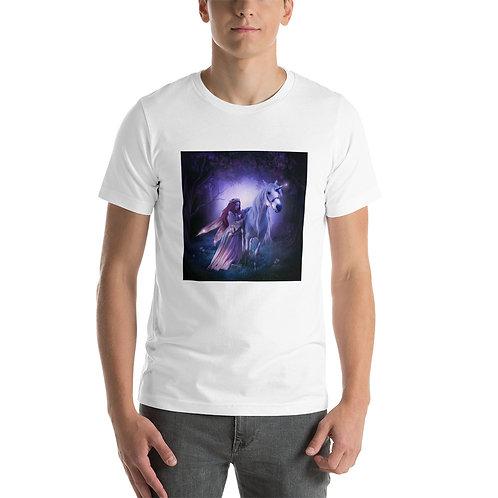 """T-Shirt """"Unicorn"""" by ElenaDudina"""