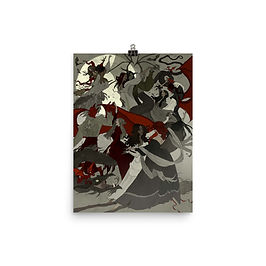 "Poster ""Hexennaught"" by AbigailLarson"
