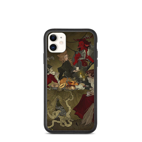 """iPhone case """"Bewitching Banquet"""" by AbigailLarson"""