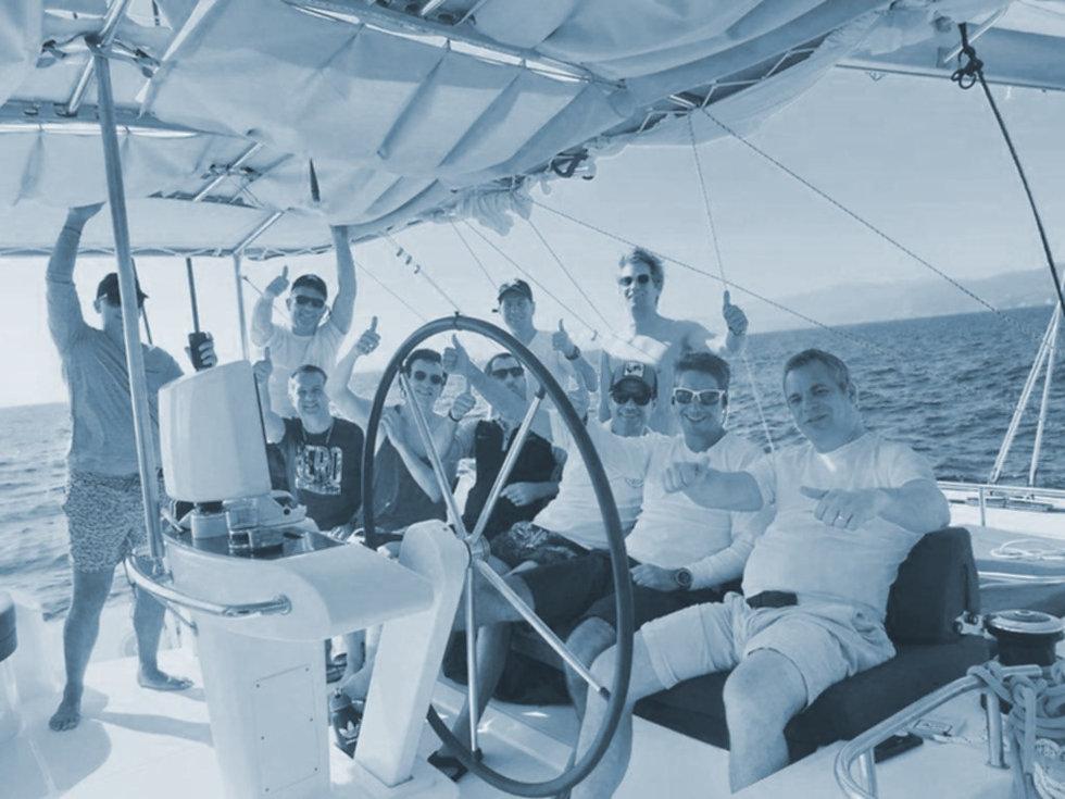 Mangrove VC team