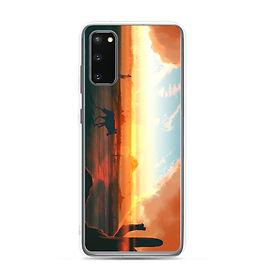 "Samsung Case ""Sound of Desert"" by JoeyJazz"