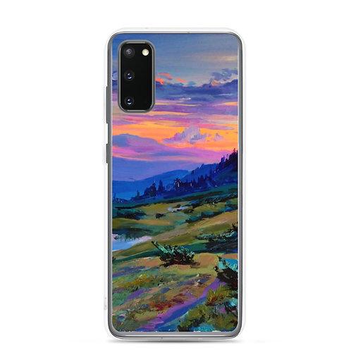 """Samsung Case """"Evening 2"""" by Gudzart"""