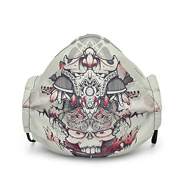"Mask ""anibalvecprint"" by remiismeltingdots"