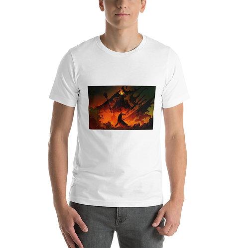 "T-Shirt ""Eowyn Vs The Witch King"" by Anatofinnstark"