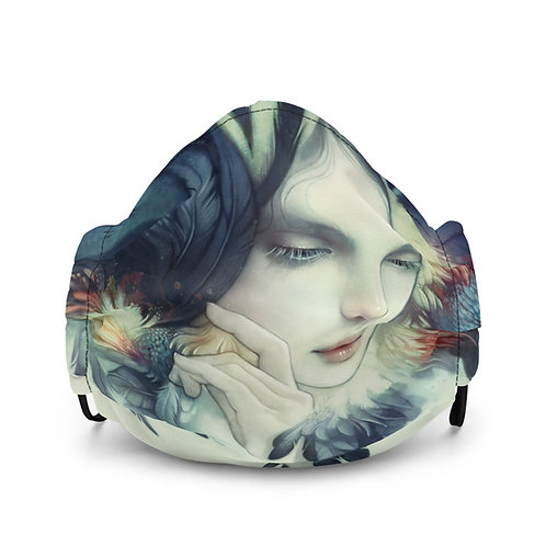 "Mask ""Tavuk"" by Escume"