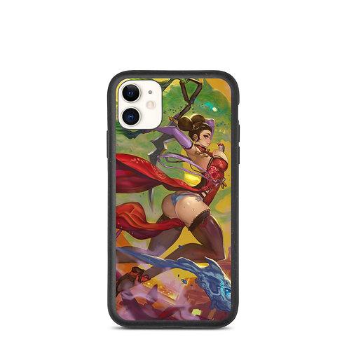 """iPhone case """"Faith Jump"""" by Elsevilla"""