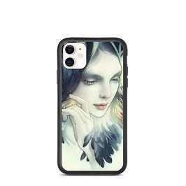"""iPhone case """"Tavuk"""" by Escume"""